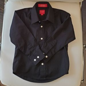 Arrow Black Button Down Shirt Size 5